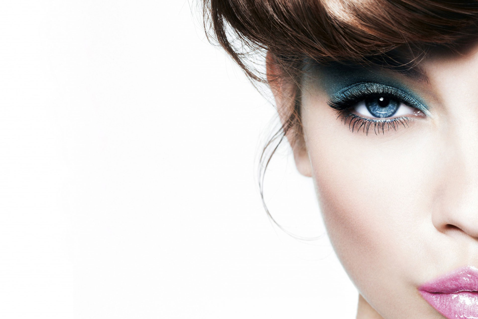 Een complete look met onze make-up